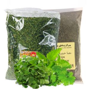 سبزی خشک/Droog groente