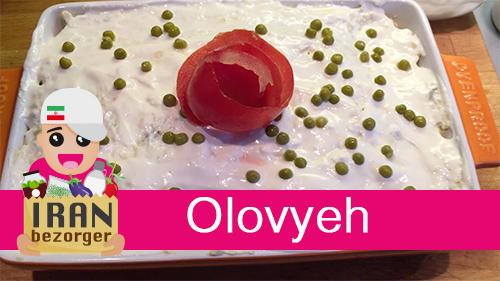 Hoe maak ik Olovyeh